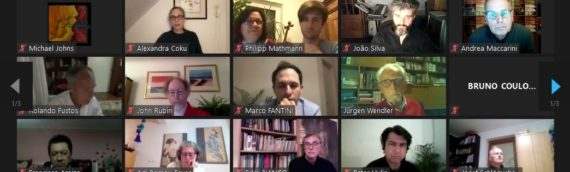 Looking back on the 5th Academic Online Session