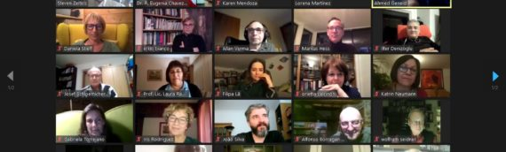 Looking back on the 6th Academic Online Session