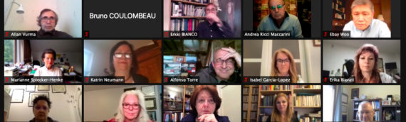 Looking back on the 8th Academic Online Session